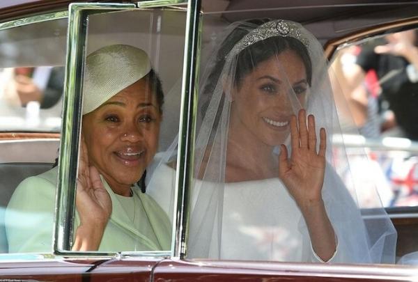 16 доказательств любви: трогательные кадры Меган Маркл и ее матери