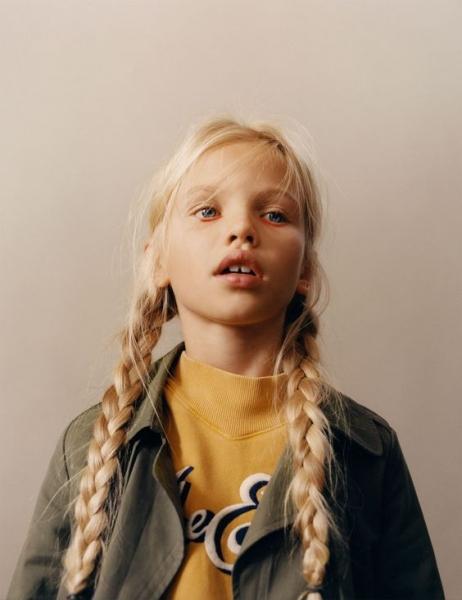 30 модных причесок для детей