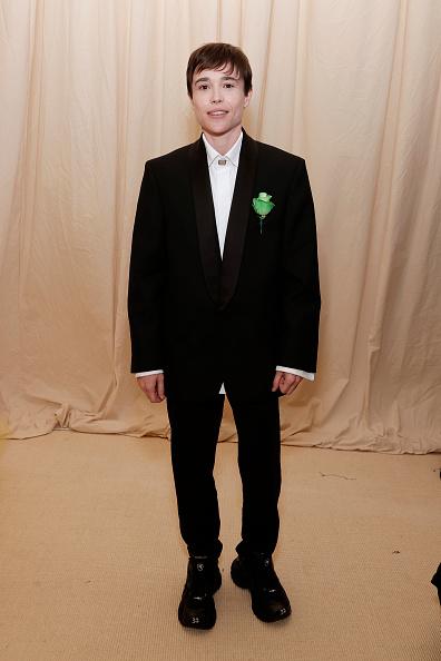 Актер-трансгендер Эллиот Пейдж впервые появился на красной дорожке после «смены пола»