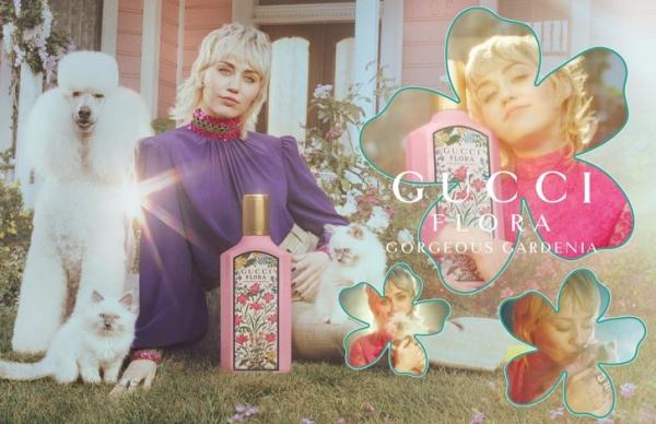 Чем пахнет самый рок-н-ролльный аромат Gucci