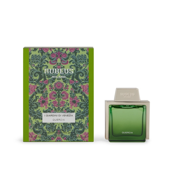Чем пахнут сады Венеции: парфюмерная коллекция Rubeus Milano