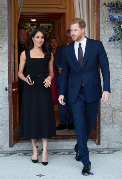 Долгий путь домой: Меган Маркл и принц Гарри возвращаются в Великобританию