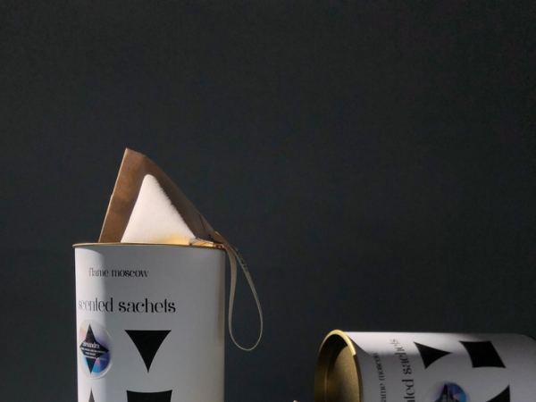 Eco-ELLE: ароматические саше для гардеробной и шкафов