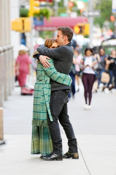 Если это не любовь, то что? Страстные поцелуи Дженнифер Лопес и Бена Аффлека