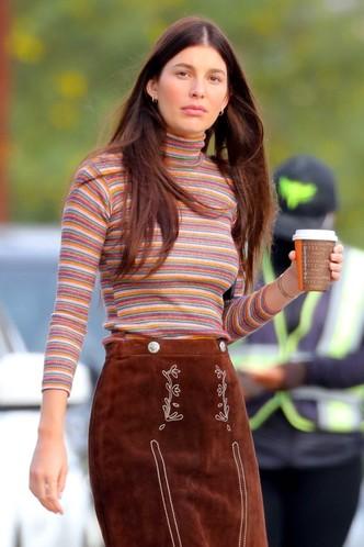 Из моделей в актрисы: Камила Морроне получила новую роль в мини-сериале Amazon