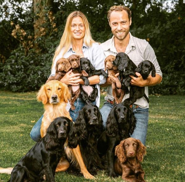 Младший брат Кейт Миддлтон женился во Франции. Королевская семья была в числе гостей