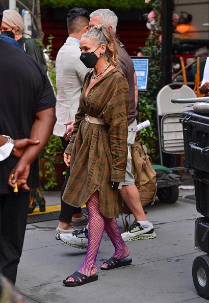Настоящая модная катастрофа: самый неудачный образ Сары Джессики Паркер всех времен