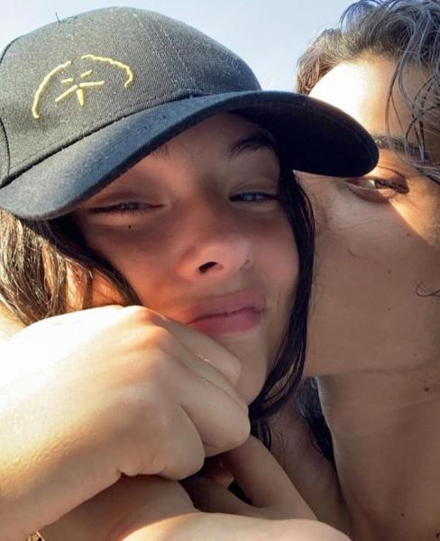 От этой пары невозможно отвести глаз: с кем встречается дочь Моники Беллуччи и Венсана Касселя