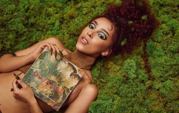 Певица Doja Cat выпустила первую коллекцию макияжа