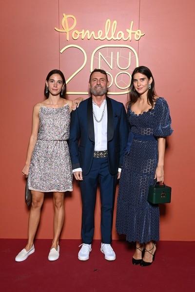 Принцесса Борромео, итальянские аристократки и Наталья Османн на драгоценном гала-ужине Pomellato
