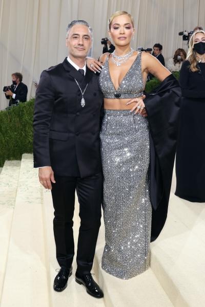 Самые красивые пары Met Gala 2021