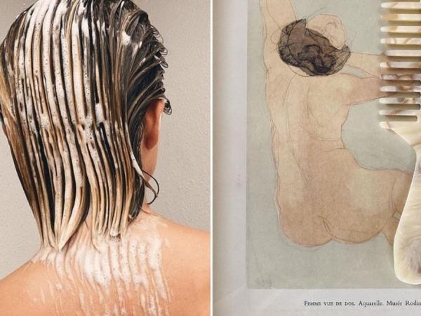 Сушить волосы вниз головой: можно, нужно или нельзя?