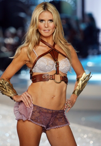 9 легендарных бывших ангелов Victoria's Secret