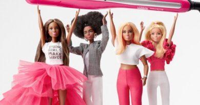 Barbie x Steampod: L'Oréal Professionnel выпустили розовый стайлер для гламурных девушек