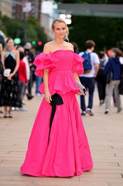 Диана Крюгер в сказочном платье Jason Wu