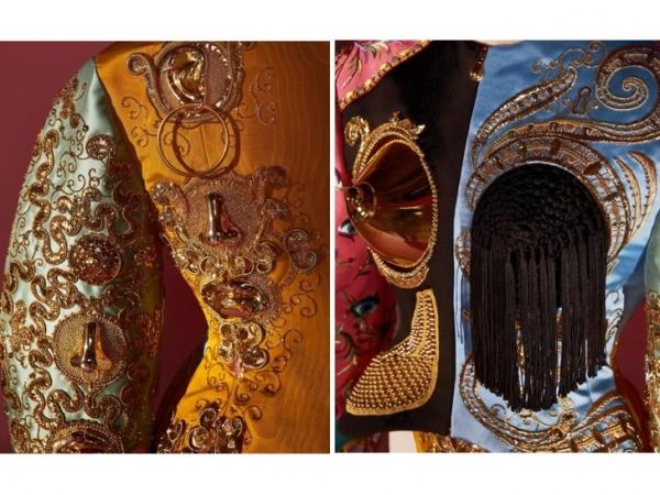 Глаз, ухо, нос: как выглядит фантазийный маникюр в стиле Schiaparelli