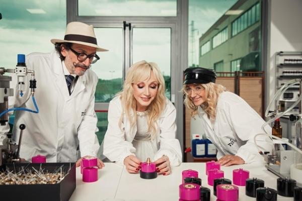 Кристина Орбакайте и парфюмерный Дом Tiziana Terenzi представили лимитированный аромат Kristina, созданный специально для России