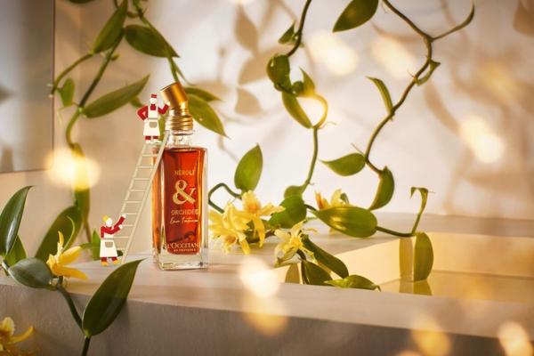L'Occitane выпустили расслабляющую коллекцию средств для тела с эфирным маслом нероли и орхидеи