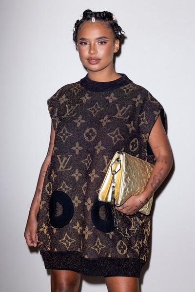 Наталья Водянова, Ана де Армас, Катрин Денев и другие звездные гости на показе Louis Vuitton в Лувре