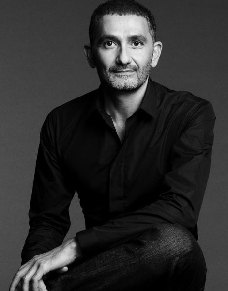 Parfums Christian Dior объявили о назначении Франсиса Кюркджяна новым креативным директором ароматов Дома
