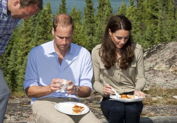 Почему Кейт Миддлтон не ест рис, пасту и картофель?