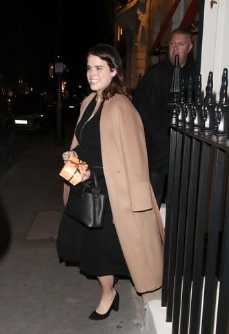 Принцесса Евгения— член одного из самых престижных частных клубов в Лондоне
