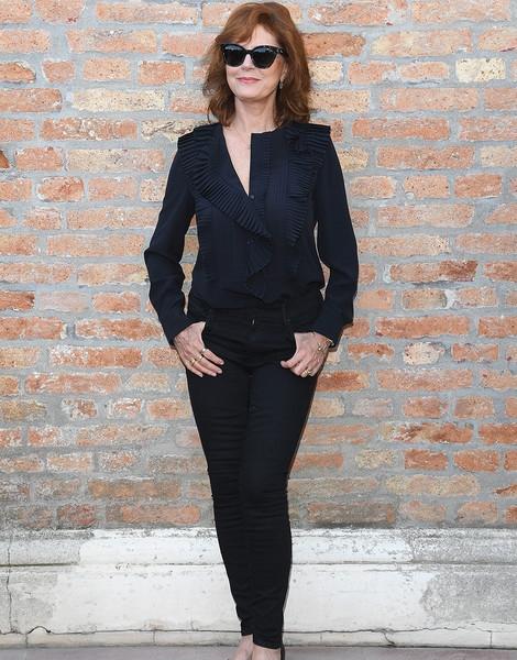 Самые яркие образы Сьюзан Сарандон